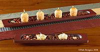 Redmon Votive Trays, Set of 2