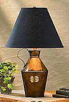 Blackman Lamp