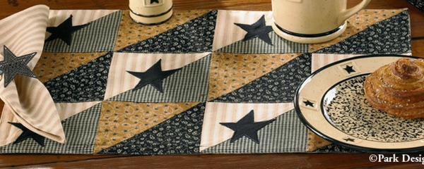 Black Star Placemat