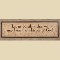 Sign - Whisper of God